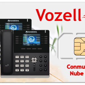 Conmutador Virtual Vozell