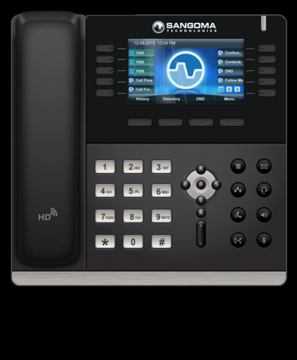 Teléfonos IP samgoma